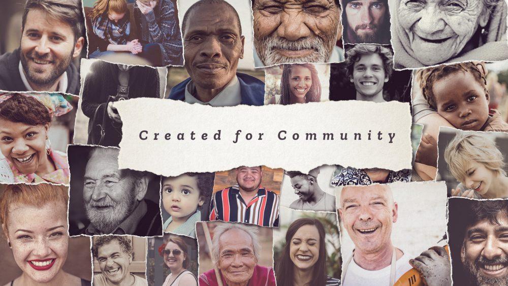 Created or Community Image